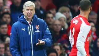 ​Arsenal boss Wenger to take his seat amongst Chelsea fans!