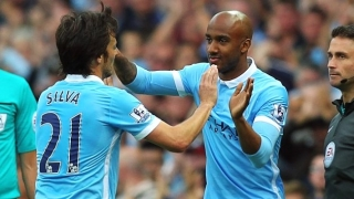 Stoke ready to splash out for Man City midfielder Delph