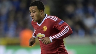 Man Utd attacker Memphis: I can't blame Van Gaal for season problems