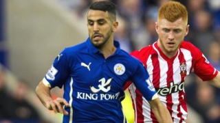 Arsenal target Mahrez looks happy with Leicester - Celtic boss Rodgers