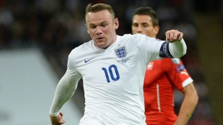 ​Injured skipper Rooney out of England game