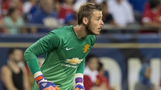 ​Transfer saga prevents De Gea appearance in Man Utd official calendar