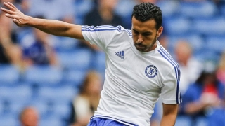 Pedro eager to work with new Chelsea boss Conte