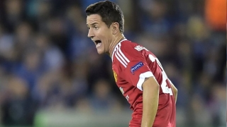 Man Utd midfielder Herrera already doing preseason - at Real Zaragoza