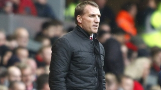 Departing Rodgers: 'I have nothing but respect and admiration for Liverpool'