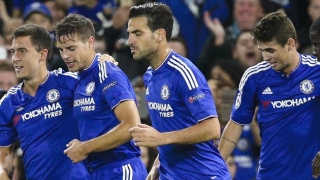 Cesc on Chelsea win: 'We played well, we showed great character'