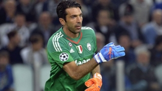 Juventus goalkeeper Gigi Buffon voted best of all time