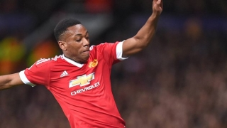 Anthony Martial delighted over relationship with Man Utd fans