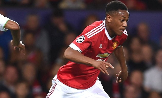 Man Utd whiz Martial: My thoughts on being worth €80M