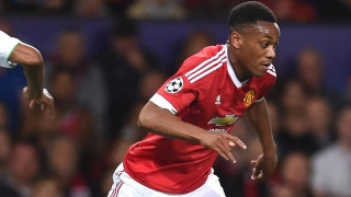 ​Man Utd's Martial named PFA Fans' Player of the Month