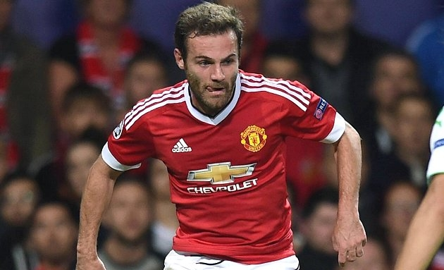 Chinese trio eager to ferry Mata away from Man Utd