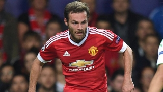 Man Utd boss Van Gaal pleased with central Mata