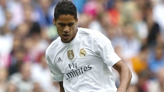 Real Madrid defender Raphael Varane delivers Man Utd his response