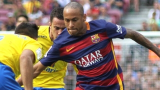 Man Utd target Neymar talks his Barcelona 'intentions'