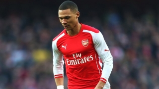 Arsenal reject bid from West Brom for Kieran Gibbs