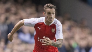 ​Arsenal full-back Debuchy set to make first start in 11 months