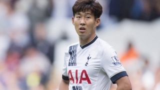 Spurs hero Son Heung Min battling to make Liverpool clash