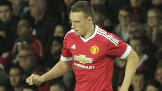 Phil Jones makes successful Man Utd U21 return