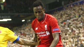 I have fallen in love wth Liverpool - Origi