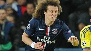 CLOSER! Chelsea target David Luiz on Eurostar bound for London