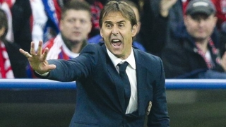 Spain coach Lopetegui ignored Diego Costa at the Wanda Metropolitano