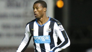 Georginio Wijnaldum has no regrets joining Newcastle