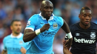 Man City defender Eliaquim Mangala: Today I'm on the market