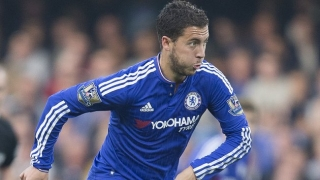 Hazard tells Chelsea: I'm '100% prepared to stay'