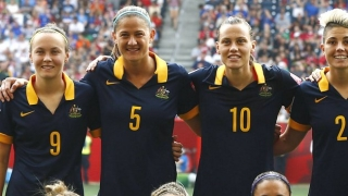 ​Equality of pay for Australia's men and women's teams
