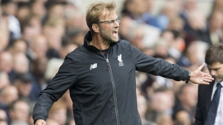 Klopp rues only Liverpool mistake in narrow Villarreal defeat