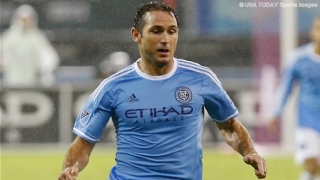 New York City to miss Lampard for up to a month