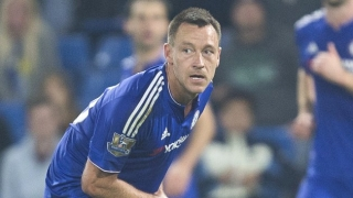 ​Hiddink suggests Terry may still have a future with Chelsea
