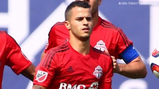 Toronto FC striker Sebastian Giovinco: There was Barcelona contact