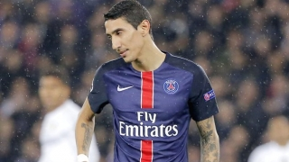 PSG coach Emery denies wanting to offload Chelsea target Di Maria