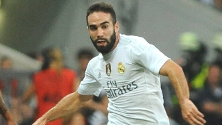 Real Madrid fullback Dani Carvajal happy to get beyond heart scare