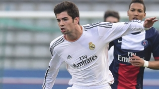 Ex-Real Madrid midfielder Enzo Zidane happy with Alaves move