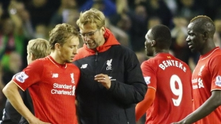 Lucas Leiva fears being squeezed out of Liverpool
