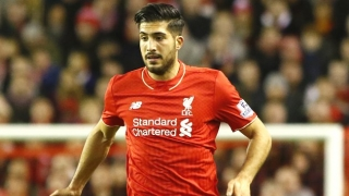 Liverpool boss Klopp sweats on Emre Can's ankle injury