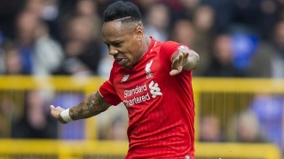 Nathaniel Clyne on the move from Liverpool