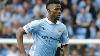 Man City striker Iheanacho: When you heard the whistle, it was time for football!