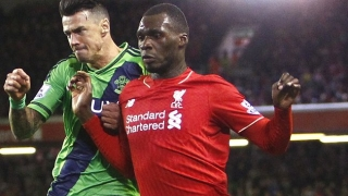 Rush 'really happy' seeing Benteke in Liverpool Red