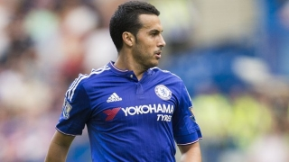 New shirt number for Chelsea winger Pedro