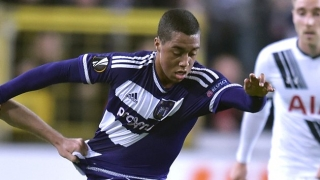 Anderlecht midfielder Youri Tielemans hints Man Utd, Juventus 'too big a step'