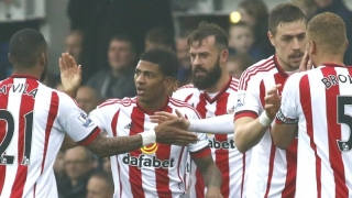​Sunderland forward Anichebe in tears after injury setback