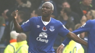 ​Striker Kone to leave Everton at end of season