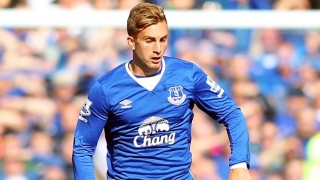 Everton winger Gerard Deulofeu has answer for Barcelona...