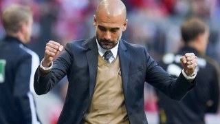 Everybody has to be congratulated. We never gave up! - Man City boss Guardiola