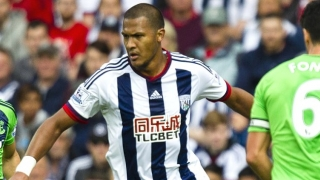 West Brom striker Salomon Rondon on Barcelona shortlist