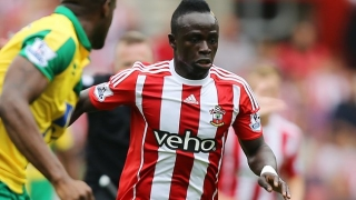Liverpool signing Sadio Mane has message for Southampton fans...