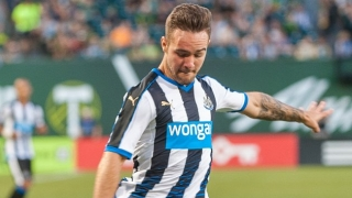 Coventry striker Adam Armstrong reveals Rafa chat